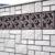 Заборы Старая Европа - Бетонный блок для забора, Крым. Симферополь. Севастополь. Ограждения, заборы - СтоунТек - Stonetech